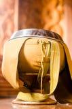 Monk s alms bowl Stock Image