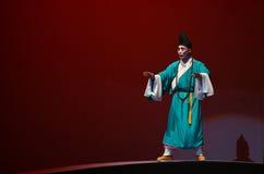 "Monk's speech-Kunqu Opera ""the West Chamber"" Stock Photo"