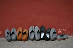 Monk Shoes Royalty Free Stock Photos
