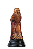 Monk Statue Royalty Free Stock Photo