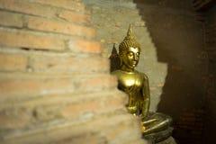 Monk statue Royalty Free Stock Photo