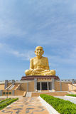 Monk statue for  Luang Pu Thuad Stock Photography