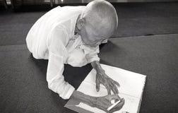 Monk in Thailand Stock Photos