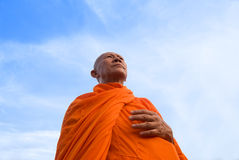 Monk In Thailand Stock Images