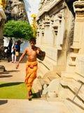 monk arkivfoton