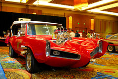 The Monkee Mobile, Pontiac GTO Royalty Free Stock Photography