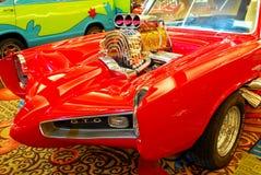 The Monkee Mobile, Pontiac GTO Royalty Free Stock Image