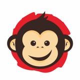 Monkey сторона Стоковое фото RF