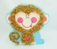 Monkey. Image of paper monkey cutout Stock Photography