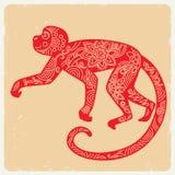 Monkey2 Στοκ Φωτογραφίες