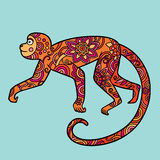 Monkey3 Στοκ Εικόνα