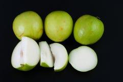 Affe-apfelgrüne Frucht der Natur Lizenzfreie Stockfotografie