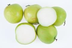 Affe-apfelgrüne Frucht der Natur Lizenzfreie Stockbilder