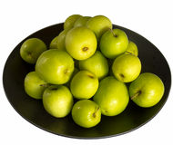 Monkey Apples Royalty Free Stock Photo