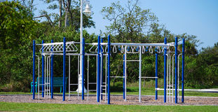 Monkey bars Royalty Free Stock Photos