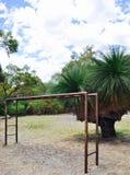 Monkey Bars in the Australian Bush Royalty Free Stock Photo