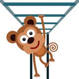 Monkey bars Stock Photos