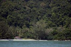 Monkey Beach, Penang National Park, Malaysia Stock Image