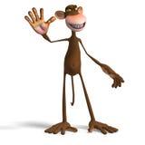 Monkey Business Royalty Free Stock Image