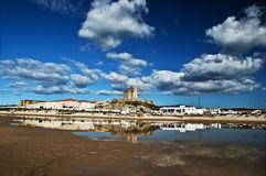 Tarifa. Photo taken in Tarifa (Spain) on a sunny day Stock Photo