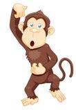 Monkey cartoon Stock Photos