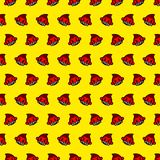 Monkey - emoji pattern 65. Pattern of a emoji monkey that can be used as a background, texture, prints or something else royalty free illustration