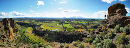 Free Monkey Face, Smith Rock Park Stock Images - 90314404