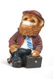 Monkey figure Stock Photo