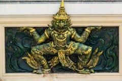 Monkey giant statue Royalty Free Stock Image