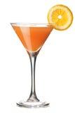 Monkey gland alcoholic cocktail Royalty Free Stock Image