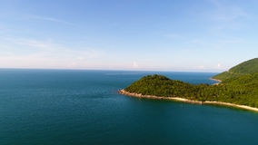 Monkey island, Vietnam royalty free stock photo