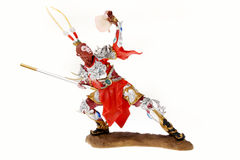 Monkey King. Is a legend in China Stock Images