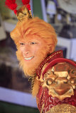 Monkey king sunwukong Stock Photo
