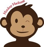 Monkey Madness Royalty Free Stock Photos