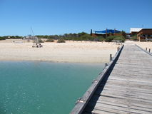 Monkey Mia, Shark Bay, Western Australia Royalty Free Stock Images