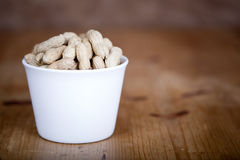 Monkey nuts Royalty Free Stock Photo