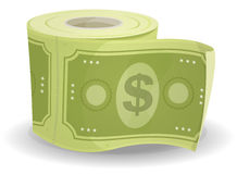 Monkey Paper Dollars Stock Images