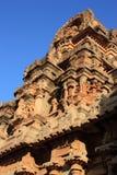 Monkey Temple (Hanuman Temple) in Hampi, India. Stock Photography
