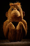 Monkey toy Royalty Free Stock Images
