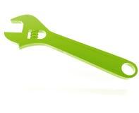 Monkey wrench illustration Stock Images