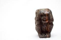 Monkeys statues Royalty Free Stock Image