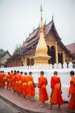 monks immagine stock libera da diritti