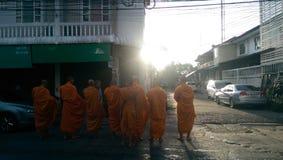 monks foto de archivo libre de regalías