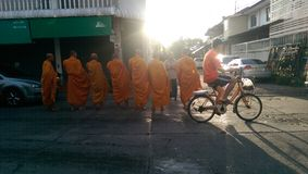 monks fotos de archivo libres de regalías