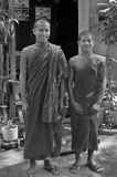 monks immagini stock