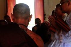 monks Fotos de archivo