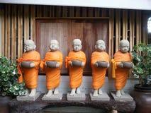 monks Foto de Stock