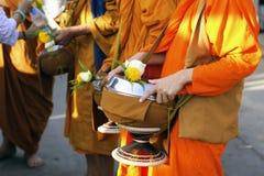 monks Imagen de archivo libre de regalías