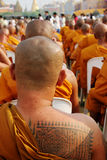 Monks Stock Images