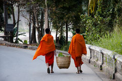 Monks - Laos Stock Photos